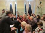 В Ачинске наградили жителей блокадного Ленинграда и участников Сталинградской битвы
