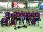 Юные ачинские хоккеисты одержали очередную победу