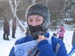 Ачинцы встали на лыжи