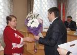 Родственники ачинских военнослужащих получили благодарности