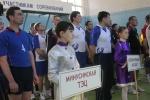 В Назарово проходят соревнования по волейболу памяти Анатолия Ситникова