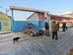 В Ачинске на оптовой базе нашли гранату