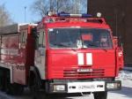 В Ачинске прошли пожарные учения