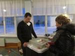 В Ачинске начали работу избирательные участки