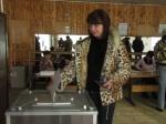 Больше половины жителей Ачинска и района посетили избирательные участки