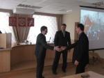 В Ачинске чествовали Олимпийских призёров