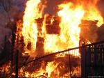 У ачинских пожарных началась горячая пора