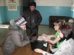 Соцработники Назарово проводят выездные консультации