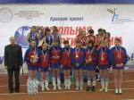 Школьная спортивная лига уезжает из Ачинска