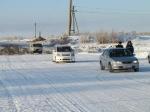 В Ачинске закрывается ледовая переправа