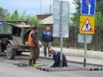 На ремонт дорог в Назарово планируют потратить 40 млн. рублей