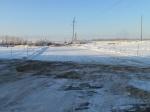 В Ачинске закрыли ледовую переправу