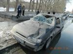 В Ачинске за два дня произошло рекордное количество ДТП