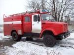 В Шарыповском районе появился новый пожарный автомобиль