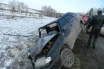 На трассе Ачинск - Назарово произошло ДТП
