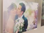 В Ачинске впервые открылась выставка свадебной фотографии