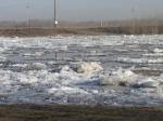 На Чулыме начался ледоход