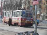 Электротранспорту Ачинска исполнилось 45 лет