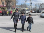 Ачинским школьникам провели экскурсию по аварийно – опасным местам в городе