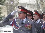 В Ачинске почтили память милиционеров - фронтовиков