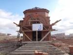 Храм в Дубинино будет достроен в ближайшее время