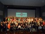 В Красноярске прошла пятая встреча выпускников кадетских корпусов и мариинских гимназий