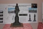 Эскиз памятника Марины Ладыниной готов