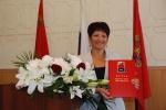 Глава города принесла присягу жителям Минусинска