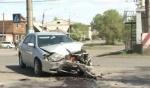 В Минусинске в ДТП пострадал ребёнок
