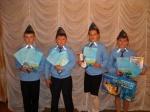 В Канском районе прошел конкурс «Безопасное колесо-2012»
