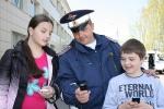 Акция  «Дети под защитой» стартовала в Минусинске и Минусинском районе