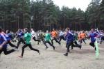 В Канске «Зеленый марафон» объединил приверженцев здорового образа жизни