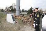 Морские кадеты Канска чтят военные традиции