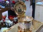 Мощи святой Матроны будут доступны минусинцам круглосуточно