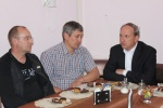 Глава Назарово встретился с предпринимателями