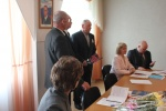 Звание почетного ветерана Красноярского края получил житель Назарово