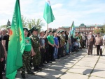 В Канске появится Союз ветеранов пограничных войск