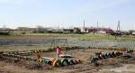 В Ужуре появились новые детские площадки