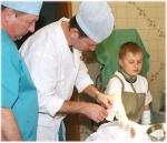 Ачинская городская детская больница получит больше денег из бюджета