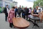 Минусинские предприниматели показали товар лицом