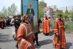 Мощи Матроны Московской привезли в Спасский собор Минусинска