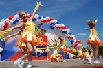 Минусинск: московские звезды, лазерное шоу и салют