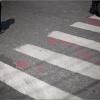 Только что в Ачинске на пешеходном переходе сбили девушку
