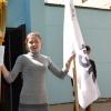 В Назарово прошло посвящение в трудовые отряды