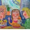 Выставка юных минусинских художников «Цветик-семицветик»