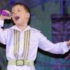 """Певец из Канска успешно представил Сибирь на конкурсе  """"Детское Евровидение"""""""