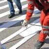 На канских улицах обновят дорожную разметку