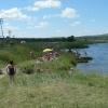 На озере Тагарское купальный сезон открыли без разрешения