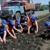 Минусинские трудовые отряды школьников подводят первые итоги работы