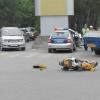В  Ачинске в ДТП  пострадал водитель мопеда